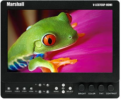 Изображение Marshall odkuk monitor V-LCD70XP-HDMI