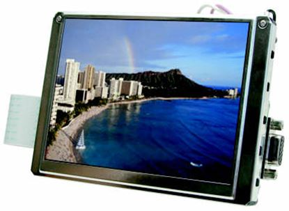 Picture of V-LCD5V-P-01 5' High resolution active matrix color LCD panel VGA version