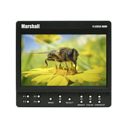 "Изображение Marshall 5"" Small HDMI 800 x 480 Monitor"